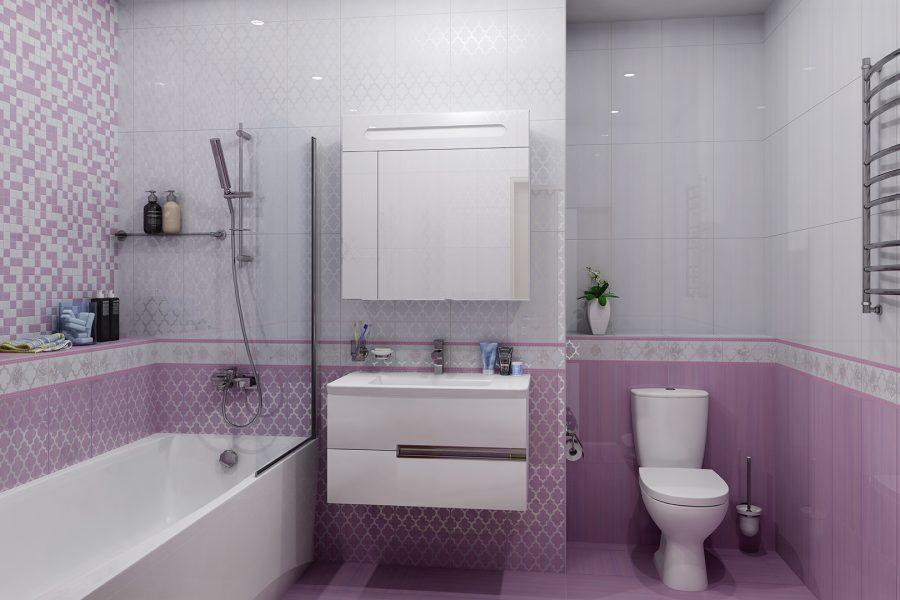 Решение для ванной комнаты