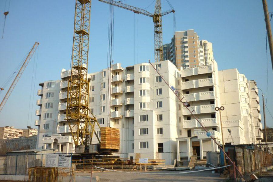 Подряд на строительство ЖК