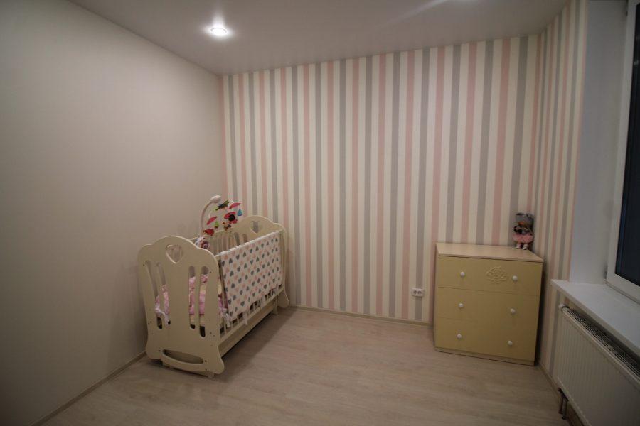 Детская спальня, ЖК Симферополь